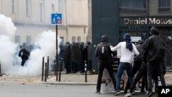 Li Parîsê 1'ê Gulanê, 2017