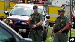 دونالد ترمپ، رئیس جمهور امریکا از نیرو های امنیتی و کارکنان صحی که خود را به موقع به محل حمله رساندند، تشکری کرده است.