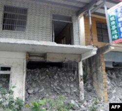 和平乡地震灾害至今仍然可见