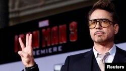 """Según Forbes, por el momento """"sería increíblemente difícil para Marvel continuar haciendo las películas sin Robert Downey Jr""""."""