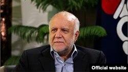 بیژن نامدار زنگنه وزیر نفت ایران