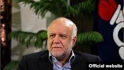 عکس آرشیوی از بیژن نامدار زنگنه وزیر نفت ایران