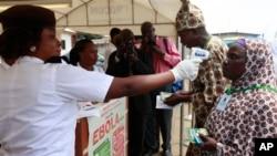 Gwada Cutar Ebola a Najeriya.