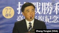 原台北市長郝龍斌資料圖