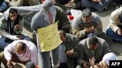Протест на площі Визволення в Каїрі