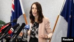 Perdana Menteri Selandia Baru Jacinda Arden