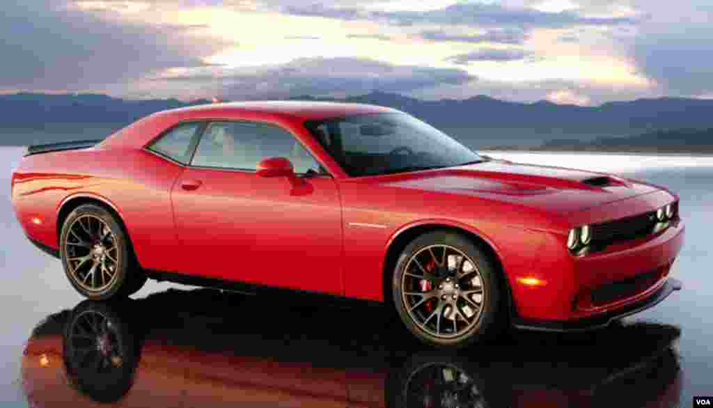 #3 Dodge Challenger SRT Hellcat