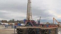 美国开采天然气 抗争激烈