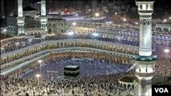Pemerintah Arab Saudi tahun ini mengurangi kuota jemaah haji Indonesia sebesar 20 persen (Foto: ilustrasi).