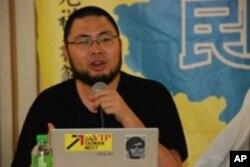 筆名北風的中國傳媒工作者溫雲超