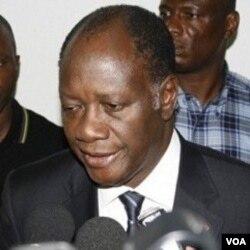 Presiden terpilih Alassane Ouattara mendukung keputusan Inggris dan Kanada