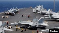 جہاز بردار یو ایس ایس کارل ونسن