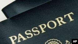 Não há vistos para este passaporte