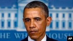 Tổng thống Obama nói vụ đánh bom là 'hành động hèn nhát và đáng ghê tởm'