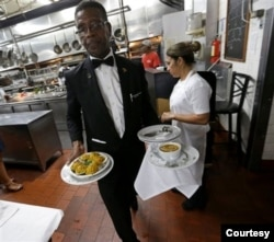 Nyu Orleans-da Antoine's restoranı