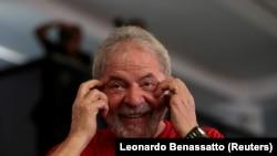 """Lula da Silva """"está fora"""" da corrida eleitoral, diz ministro do STF"""