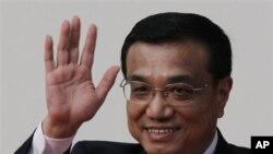 中国副总理李克强