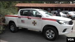 Спецавтомобілі для рятувальників
