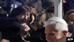 რომის პაპის ახალი მოწოდება