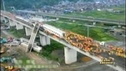 Китай приховує причини аварії швидкісного потягу