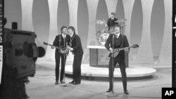 Beatles, Ed Sullivan Show