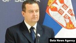 Predsednik Vlade Srbije Ivica Dačić