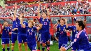Japan WIN Egland Photo-FIFA
