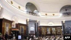 Выступление Барака Обамы в парламенте Индии