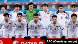 Đội tuyển quốc gia U23 của Việt Nam.