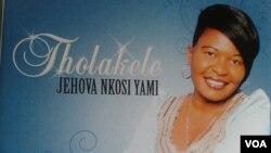 Umculi uTholakele Ndlovu