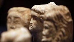 ليبی آثار باستانی تازه کشف شده را به نمايش می گذارد