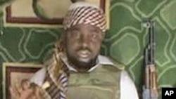 Imam Abubakar Shekau, shugaban kungiyar Boko-Haram.