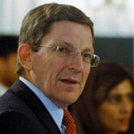 U.S. special representative Marc Grossman (File)