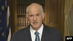 Yunanistan Başbakanı Yorgo Papandreu