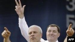 نظرسنجی ها حکايت از عقب افتادن حزب تاديچ در انتخابات صربستان دارد
