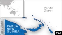 Gempa 7,9 Skala Richter Guncang Papua Nugini