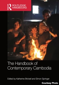 """The Handbook of Contemporary Cambodia"" provides a comprehensive overview of social, cultural, political and economic development in Cambodia. (Courtesy Photo)"