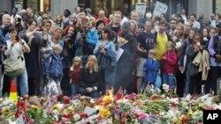 Νορβηγία: Συγκεντρώσεις μνήμης για τα θύματα της διπλής επίθεσης