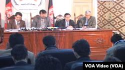 اجلاس علنی کمیسیون مستقل شکایات انتخاباتی