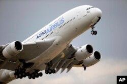 Prestasi yang dibukukan Airbus masih jauh lebih baik dibandingkan saingannya dari AS, Boeing. (Foto: dok).