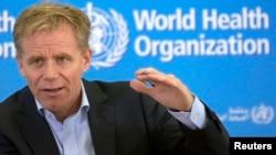 Bruce Aylward, direktur eksekutif WHO untuk wabah dan keadaan darurat kesehatan (foto: dok).