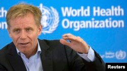 Trợ lý Tổng Giám đốc của Tổ chức Y tế Thế giới, Bác sĩ Bruce Aylward.