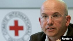 ایو داکورد، مدیرکل صلیب سرخ جهانی