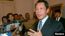Kepala Badan Intelejen Negara (BIN), Sutiyoso (foto: dok).