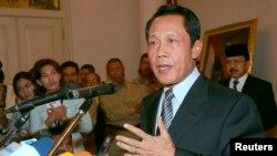 Kepala Badan Intelejen Negara (BIN), Sutiyoso. (Foto: Dok).