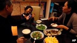 아이들 인성 키우는 '밥상머리 교육'