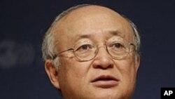아마노 유키야 IAEA 사무총장