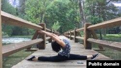 Yoga instructor Wai Wai