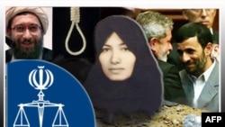 Iran sắp sửa xử tử một người phụ nữ bằng cách ném đá.