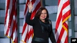 Iraq war veteran and representative Tammy Duckworth